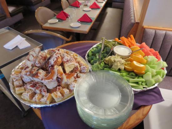 breakfast buffet for private family celebration picture of rh tripadvisor com