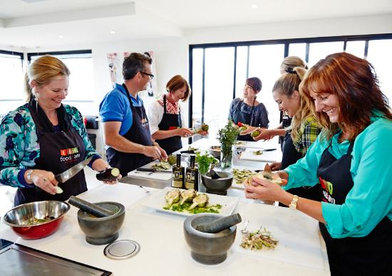 Wagga Wagga, Australia: Hands on cooking classes