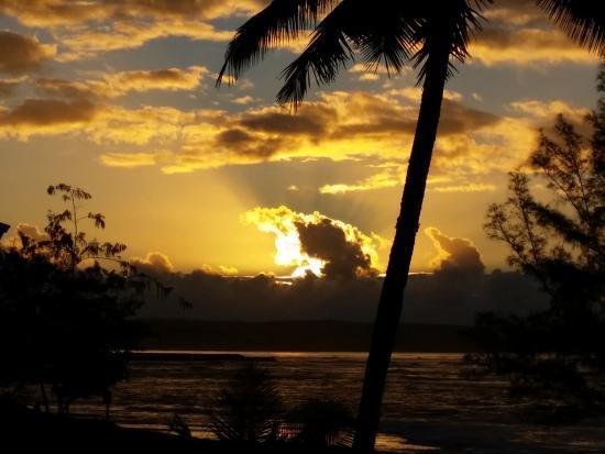 Kekaha, Hawái: Never get tired of a Kauai sunrise