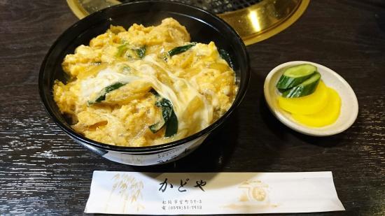 Matsusaka, Jepang: 玉子丼