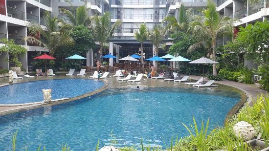 hotel sekelas ramada encore bali seminyak mandi menggunakan air rh tripadvisor co za