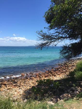 Noosa, Australia: View from the walk in the national park