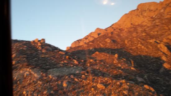 Sandia Peak Tramway: three