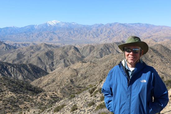 Twentynine Palms, Καλιφόρνια: View from Warren Peak
