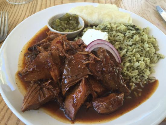 Paarl, Sudáfrica: cooked lamb, extremely soft and tasty!