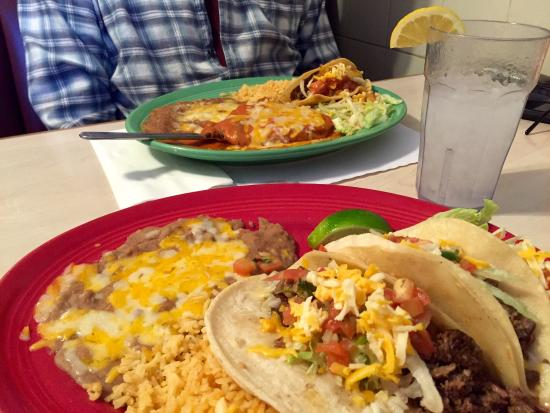 Hanford, Califórnia: Another great meal at La Fiesta!