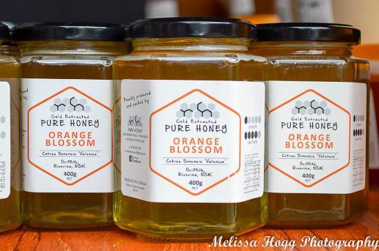 Ballarat Bridge Mall Farmers Market - Raw Honey