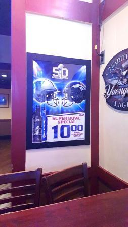 Rocky Mount, NC: Texas Steakhouse & Saloon