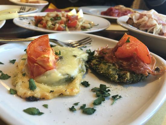 Le Vallene: polpette vegetariane