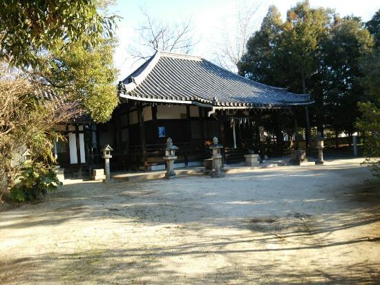 Tawaramoto-cho, Japan: 秦楽寺
