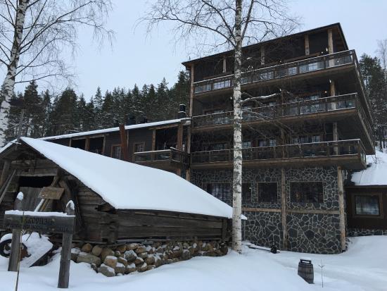 Rantasalmi, Finlandia: Uusi hotelliosa nosti jo ennestään loistavan lomakohteen uudelle tasolle!