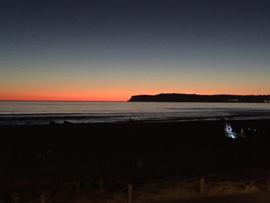Coronado, Kalifornien: Historic and delightfully romantic spot for a sunset.