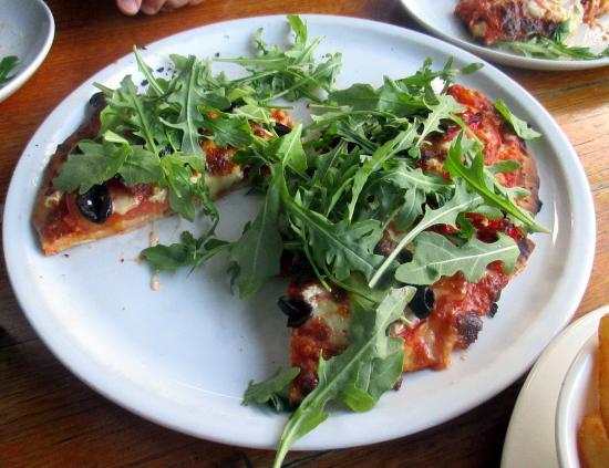 St Kilda, Avustralya: Mediterranean Pizza