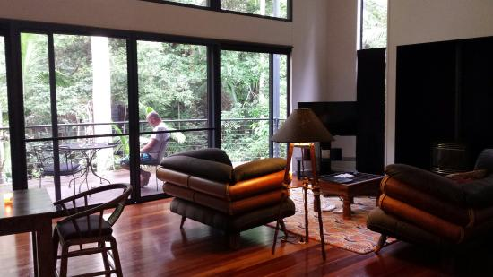 North Tamborine, Australia: Pethers Rainforest Retreat