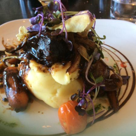 Invercargill, Neuseeland: Beef cheeks