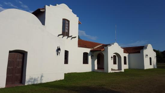 Villa Parque Siquiman, Argentina: Fachada del museo