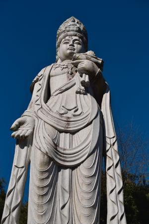 Ibara, Japonia: これが観音様