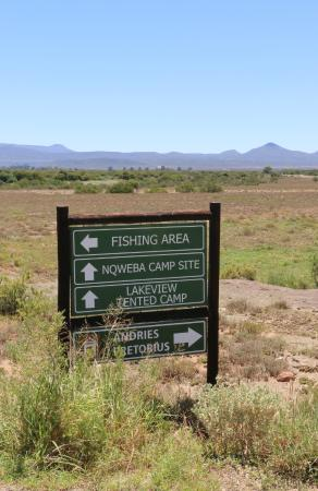 Eastern Cape, Sudáfrica: Areas are well sign posted and together with map issued at entrance you won't get lost.