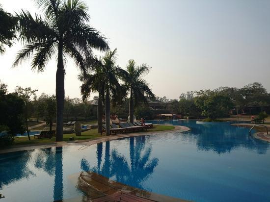 Sohna, อินเดีย: ザ ウェスティン ソナ グルガオン - リゾート & スパ