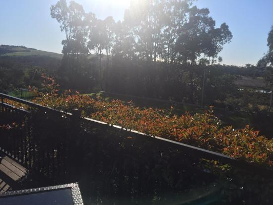 Gerringong, Australia: view from Ground Floor Balcony (Superior Room)