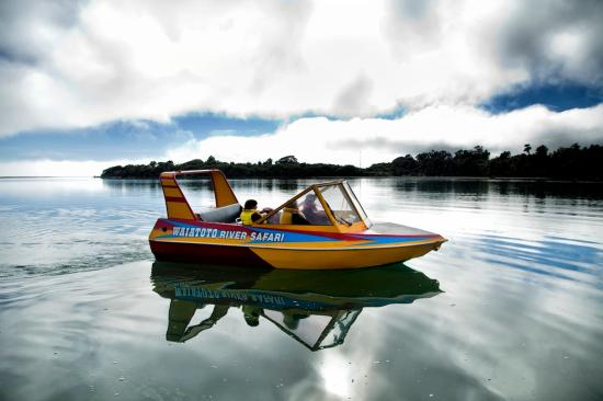 Haast, Nuova Zelanda: By the sea