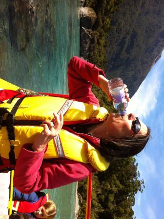 Haast, Nuova Zelanda: Our water is 100% pure