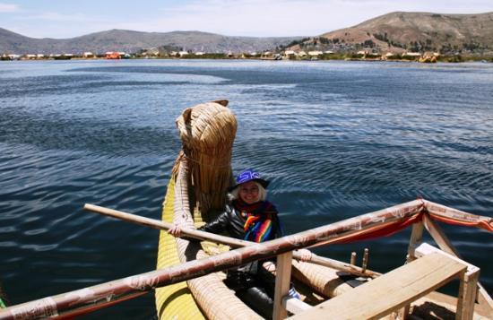 Uros Floating Islands: Титикака, плавучие острова Урос
