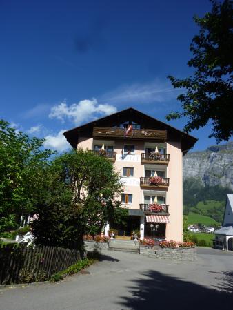 Flims, Suisse : Aussenansicht