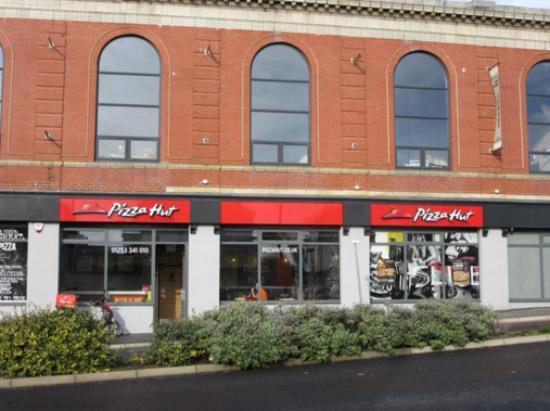 Pizza Hut Blackpool 7 Palladium Buildings Waterloo Rd