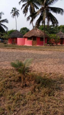 Elmina, Ghana: Stumble Inn