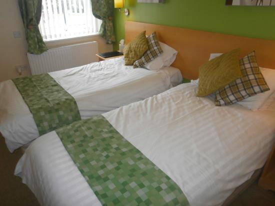 Washington, UK: Twin Bedded room
