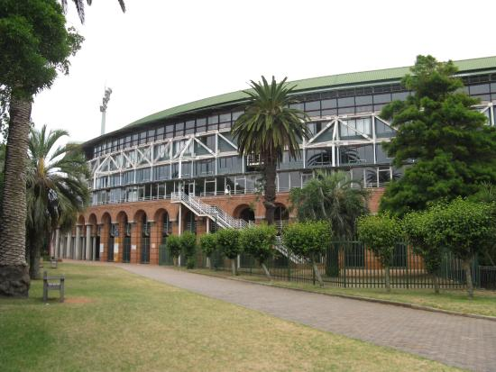 Port Elizabeth, Zuid-Afrika: Cricket Stadium