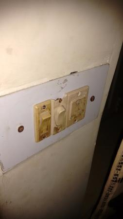 Tourists Rest House: You will fear touching the switches