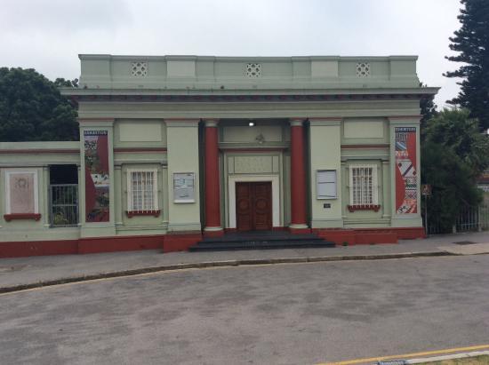 Port Elizabeth, Sør-Afrika: Nelson Mandela Metropolitan Art Museum