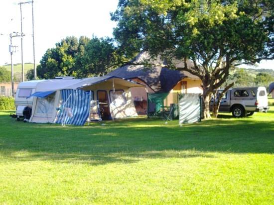 Port Alfred, Sudáfrica: Caravan Park
