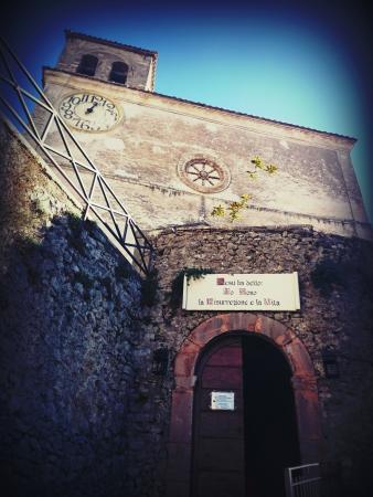 Ferentillo, İtalya: Ingresso