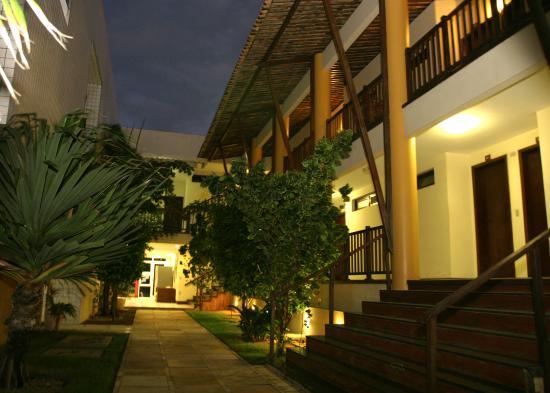 Marina Travel Praia Hotel: vista dos aptos