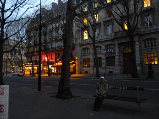 パリ警視庁裏門 - パリ、Prefect...