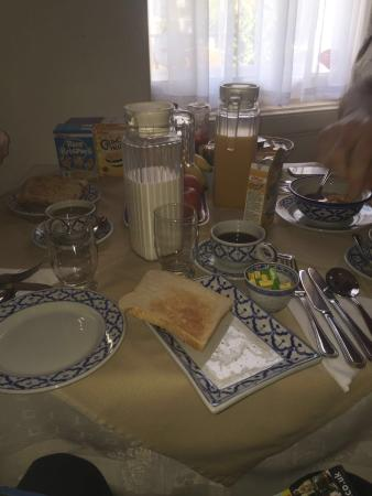 Summerlands Guest House: Breakfast is lovely and plentiful