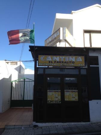 El Parralito Cantina Restaurant Tex Mex