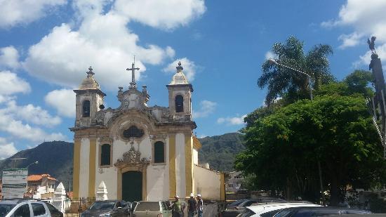 Hotel Pilar de Minas e arredores de Ouro Branco MG