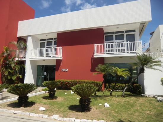 Marina Travel Praia Hotel: frente do hotel