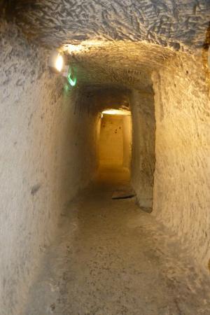 Birgu (Vittoriosa), Malta: The Underground