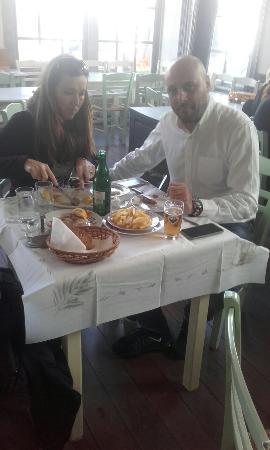 Αγιασσός, Ελλάδα: Καφετέρια αγιασος