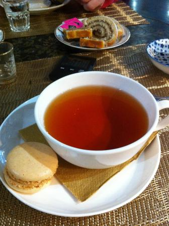 Aurillac, Francia: thé
