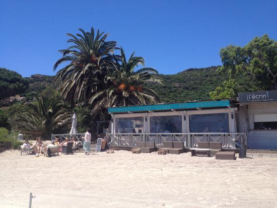 Le Rayol-Canadel, France : Le restaurant