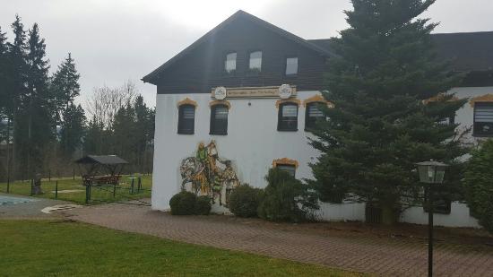 Berggasthof Und Pension Haus Furstenberg