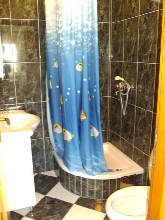 Marina, Chorwacja: A1 apartment-toilet