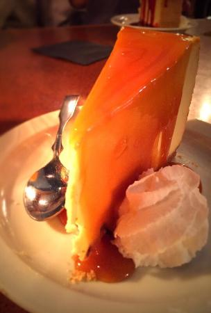 Cedar Falls, IA: Amazing Cheesecake!