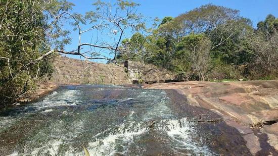 Guararema, SP: Cachoeira do Putim